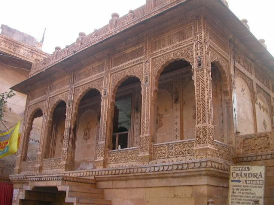 Jaisalmer Haveli