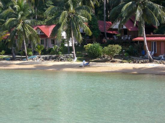 Koh Wai Pakarang Resort: Another view of the resort