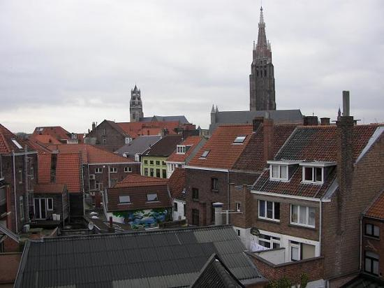 Ibis Brugge Centrum: View from room