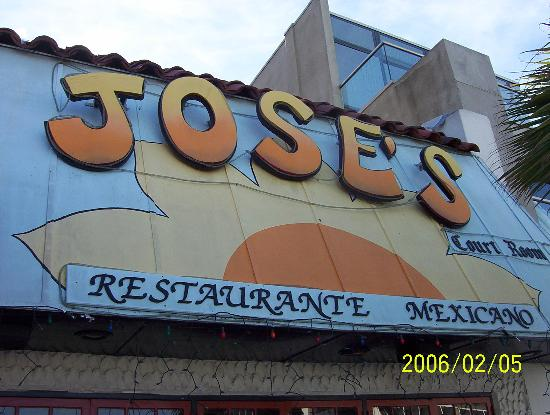 La Jolla Village Lodge : Jose&#39;s Mexican Restaurant 