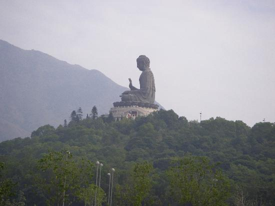 Hong Kong, China: Giant Buddha