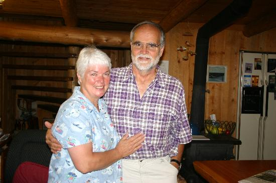 A Teton Tree House: Sally and Denny