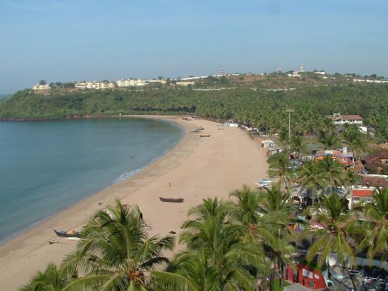 Goa, India: Bogmallo Beach
