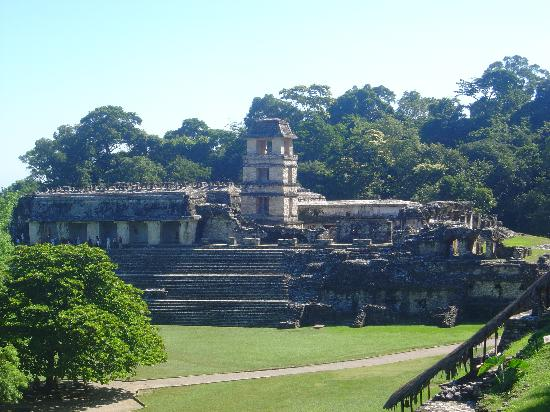 National Park of Palenque: Beautiful Palenque