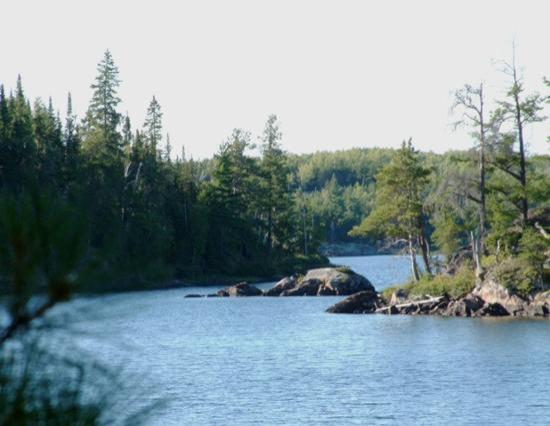 Lutsen, MN: Boundry Waters  Photo copyrighted to Serenity Photo