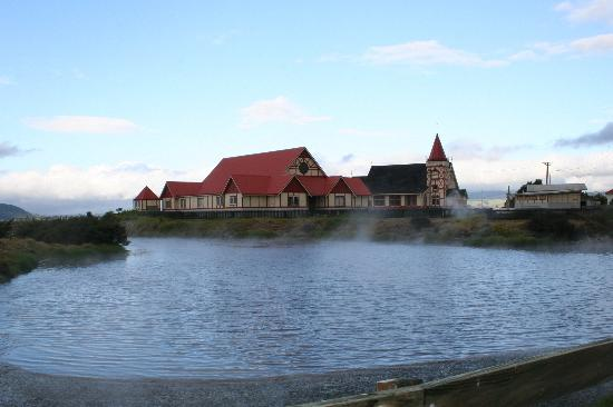 Rotorua, New Zealand: Ohinemutu