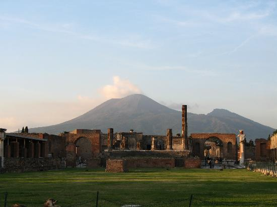 Bilde fra Pompeii