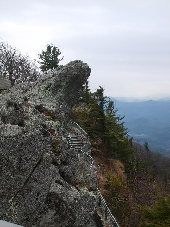 Blowing Rock, North Carolina: The Blowing Rock