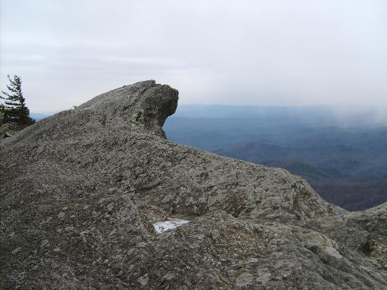 Blowing Rock Photo