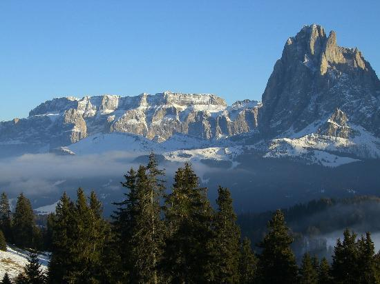 Selva di Val Gardena, Italy: Local scenery