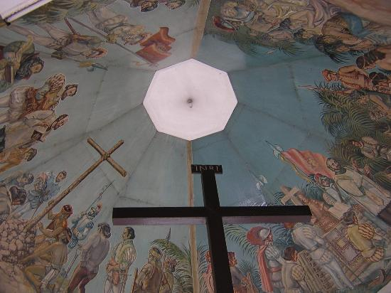 Cebu Magellan's Cross courtesy of tripadvisor