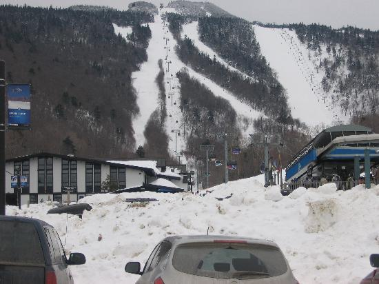 pousadas de Killington