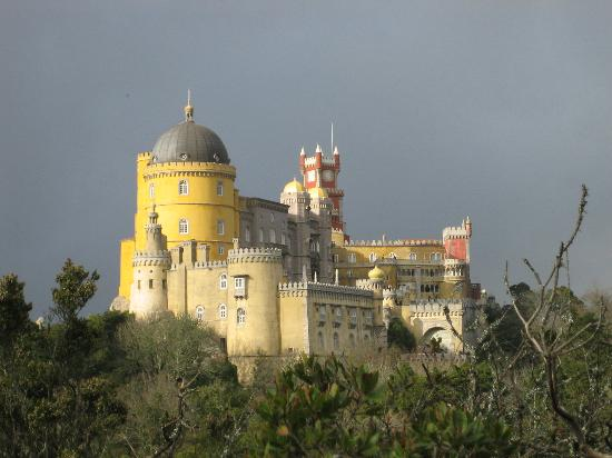 Portugal: Sintra - Pena Palace