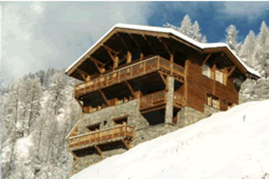 SkiBrev Chalet La Sache