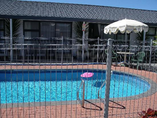 Whitianga, Nowa Zelandia: Swimming pool