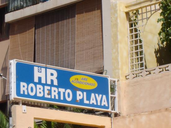 Hotel Roberto Playa : exterior 