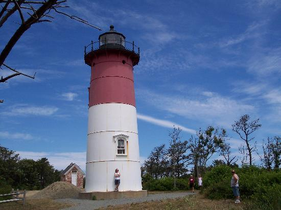 Eastham, MA: Nauset Light