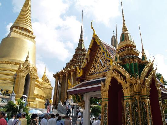 Bangkok, Tayland: Grand Palace