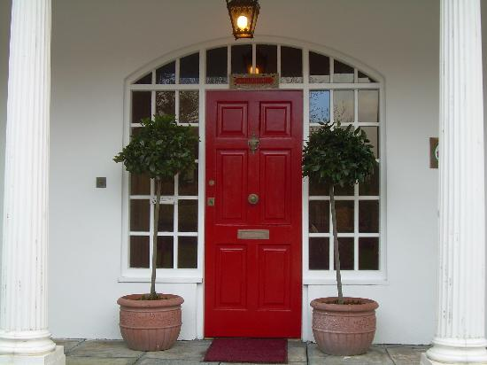 Porte d 39 entr e picture of mallmore country house for Porte d entree mid