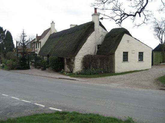 Harome, UK : The Star Inn
