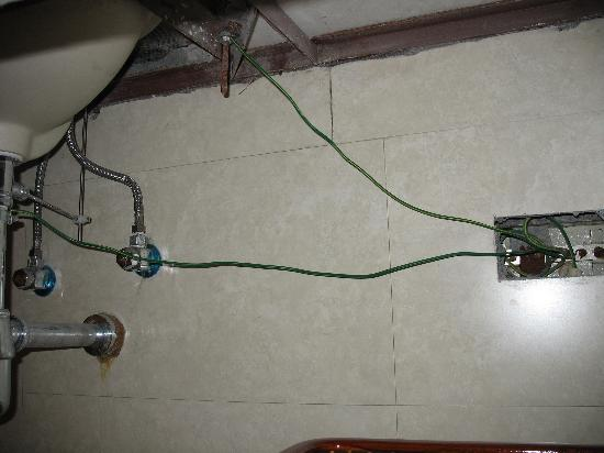 Mobile home - Electrical Wiring Forum - GardenWeb