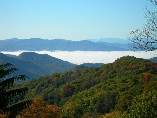 pictures of smokey mountains