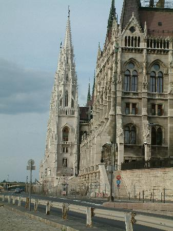 Budapeszt, Wgry: Parliament building