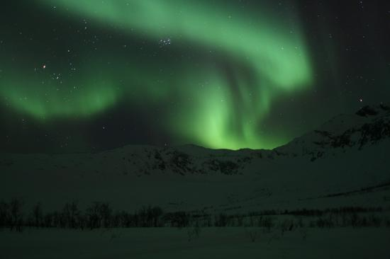 Rica Ishavshotel: Northern Lights