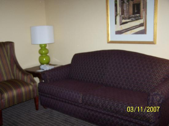 Pull out Couch: From Review: Room for FamilyBeing renovated on Mar 2007,