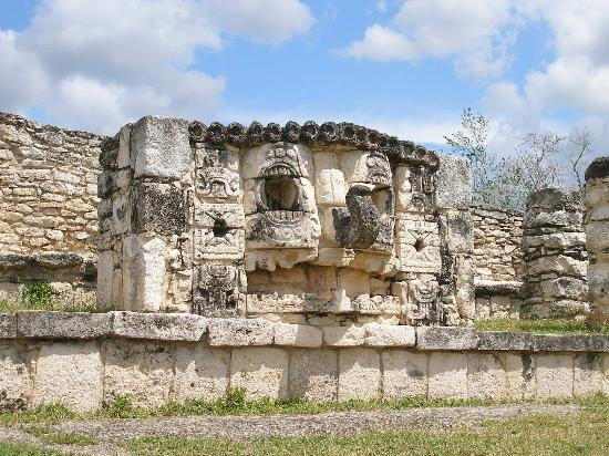 Photos of Mayapan Mayan Ruins, Merida