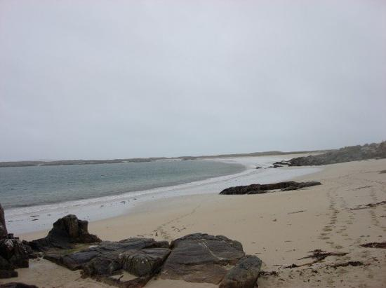 Zetland Country House Hotel: beach around the corner