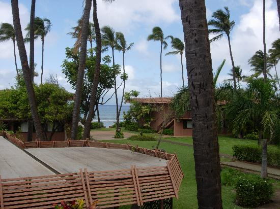 Maui Sands: View from lanai