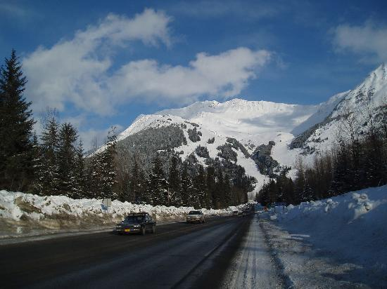 Girdwood, AK: Alyeska Just Ahead!