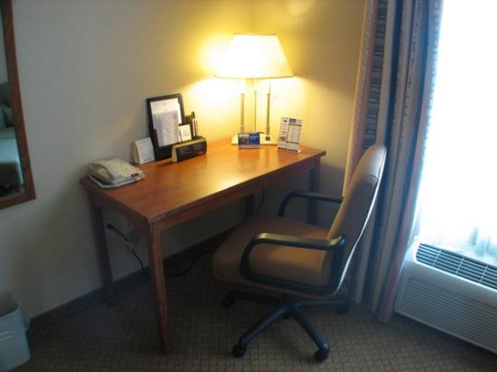 Holiday Inn Express Hotel & Suites Carson City: Work Desk