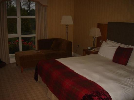 The Killarney Park Hotel: The rooms
