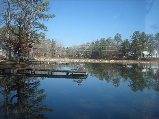 Louisville, MS: Another view: RV park