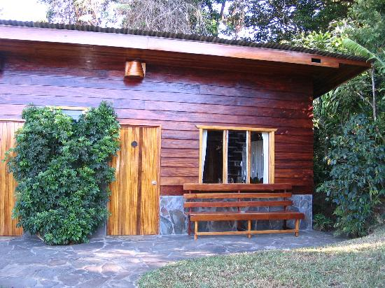 Arco Iris Lodge: Exterior of Cabin #5