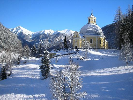 Bad Gastein, Austria: A room with a view