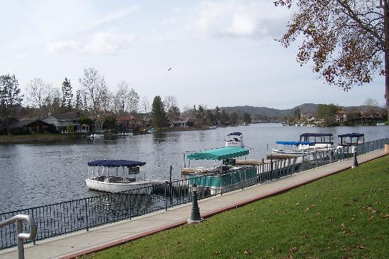 ‪‪Westlake Village‬, كاليفورنيا: The Lake at Westlake Village‬