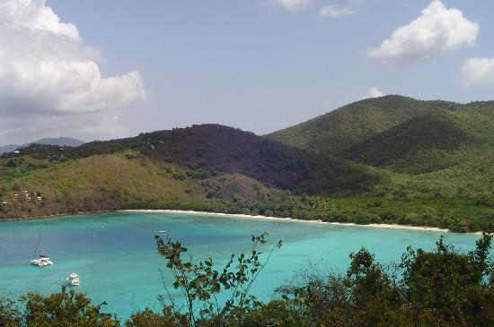 Cruz Bay, St. John: Beautiful St. John