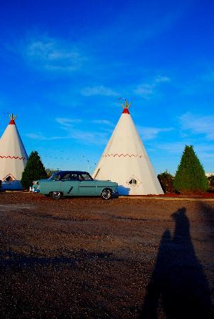 Holbrook, AZ: wigwam