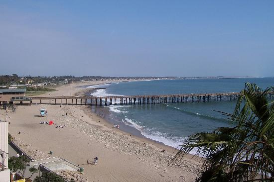 Crowne Plaza Ventura Beach: View from Room 701