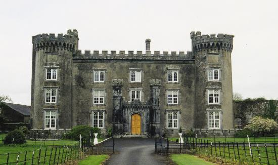 Mallow, Ireland: Caslte Kevin-A Private Residence