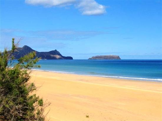 Porto Santo Island attractions