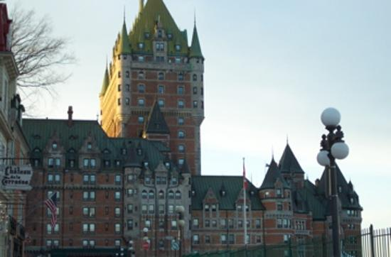 Quebec City, Canada: Chateau Frontenac