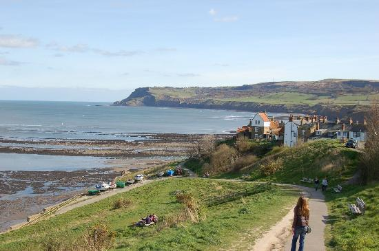 Minutes from Whitby, worth a visit