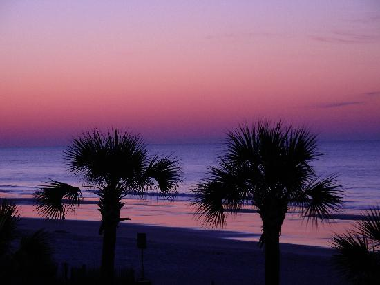 North Myrtle Beach, SC: Easter sunrise