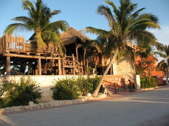Akumal, Mxico: The view as you drive past to Yal-Ku Bay