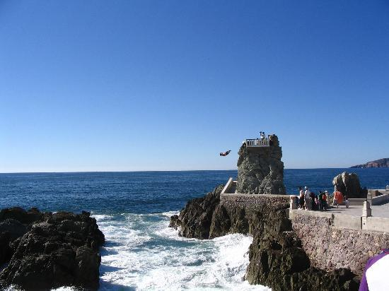 Mazatlan, Mexico: Cliff Divers