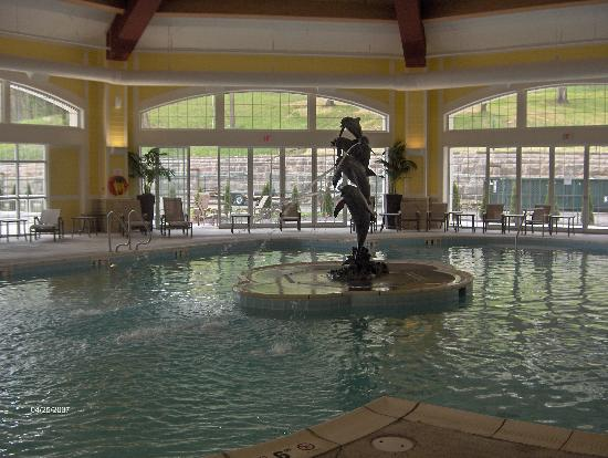 French Lick Resort: pool